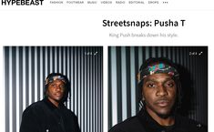 Pusha T, Hypebeast, Music Videos, Fashion Shoes, Footwear, Style, Swag, Shoe, Shoes