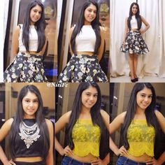 Our Nandini aka @niti_taylor for #IBlameFashionStore she's looking so cute! RT RT RT and Spread! :)