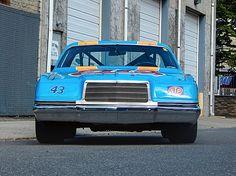 Richard Petty's last Chrysler stock car, a 1977 1978 Dodge Magnum. Classic Sports Cars, Classic Cars, Audi Lamborghini, Maserati, Richard Petty, King Richard, Nascar Race Cars, Dodge Muscle Cars, Dodge Magnum