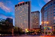 Sheraton Boston Hotel, 39 Dalton Street, Boston, Massachusetts United States - Click 'n Book Hotels Marriott Hotels, Hotels And Resorts, Big Pools, In Boston, Visit Boston, Downtown Boston, Boston Strong, Hotel Spa
