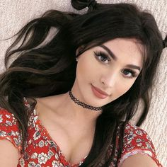 Feb 2020 - SSSniperWolf Biography Wiki Birthday Height, Weight Age Date of Birth Biodata Boyfriend Family info SSSniperWolf! You can call her Lia, sniper wolf or… Misty Cosplay, Sssniperwolf, Social Media Stars, Beach Babe, My Idol, Cute Girls, Chokers, Choker Necklaces, Beautiful Women