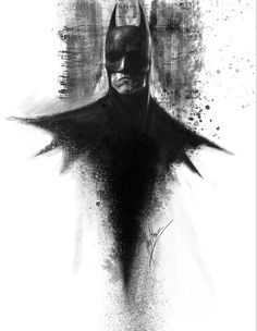 Batman by AlexRuizArt