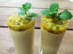 Garfo Publicitário | Blog de Gastronomia e Culinária: Mousse de Maracujá