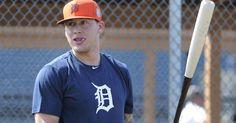 """""""It was a stupid mistake,"""" Jones said Sunday. """"It was a reality check. I'm disappointed. Reality Check, Detroit Tigers, Baseball Players, Disappointed, Stupid, Sports, Mens Tops, Sunday, Domingo"""