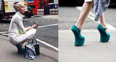 heelless shoes