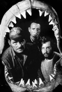 They definitely needed a bigger boat!! Great JAWS shot. I love all the JAWS movies!