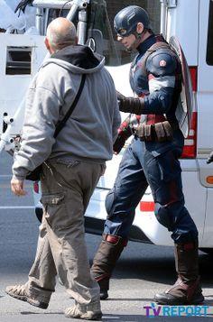 Chris Evans, Avengers: Age of Ultron set in Seoul, South Korea
