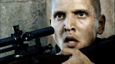 One of the best characters in one of the best movies :) Barry Pepper