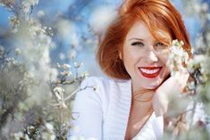 Whether you're a natural redhead or have dyed your lock …