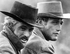 Robert Redford y Paul Newman - /butch-cassidy-and-the-sundance-kid