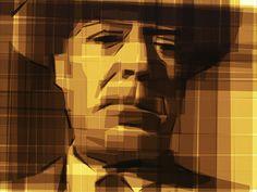 tableaux avec du scotch d emballage 7   Des tableaux avec du scotch demballage   tableau scotch photo Mark Khaisman image emballage