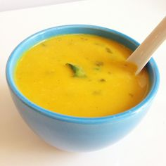 Cold-busting autumn soup (freezer friendly!)