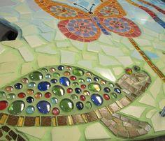 School Mosaics, Community Mosaics, Mosaic Artist   Joshua Winer