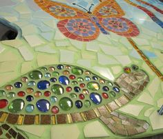 School Mosaics, Community Mosaics, Mosaic Artist | Joshua Winer