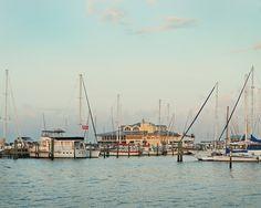 Early morning at one of Florida's favorite live-aboard marina's. Regatta Pointe Marina, Palmetto, FL