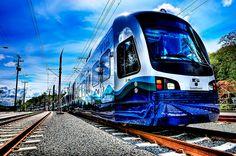 All Aboard the Seattle Link Light Rail