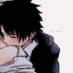 Image about girl in couple ♥ icons by h-hi on We Heart It Anime Couples Drawings, Anime Couples Manga, Couple Drawings, Cute Anime Couples, Anime Couples Cuddling, Cute Couple Cartoon, Cute Couple Art, Anime Love Couple, Anime Friendship