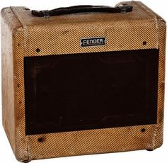 1953 Fender Princeton Tweed Brown > Amps & Preamps - Inlow Guitars | Gbase.com