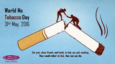 'Yes, it helps your lose weight. One lung at a time.' Say NO to tobacco today and live life for your beloved ones. #WorldNoTobaccoDay #quitsmoking #health