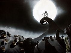 How Many Fun Facts Do You Know About The Nightmare Before Christmas?  You are most likely familiar with Tim Burton's classic film, The Nightmare Before Christmas, but how much do you REALLY know when it comes to behind the scenes and characters from this classic film? Let's find out!