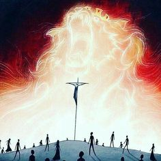 There is power in the name of Jesus! Image Jesus, Jesus Christ Images, Jesus Art, Bible Pictures, Jesus Pictures, Bible Art, Bible Scriptures, Lion Of Judah Jesus, Jesus Drawings