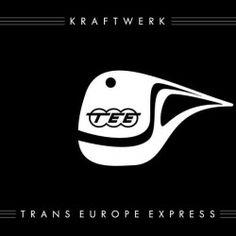 Trans Europe Express - Kraftwerk (LP) [Limited, Remaste edition] (2009) - imusic.dk