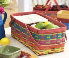 Love this Longaberger Basket.....