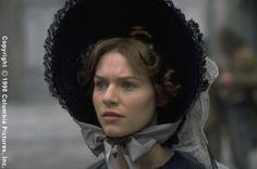 Claire Danes as Cosette, Les Miserables.