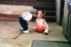 Love and basketball <3