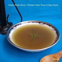 Chicken clear soup Indian style - delicious and authentic soup that can get rid of your cold and flu! Clear Soup, Chicken Gnocchi Soup, Chicken Enchilada Soup, Indian Food Recipes, Ethnic Recipes, Chili Soup, Daily Vitamins, Winter Soups, Vegetarian Soup