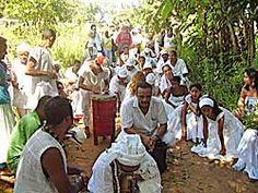 Sítio do Acais em Alhandra (PB) tombado sob a Guarda de Religiões de Matriz Religião Afro-Brasileiras - Matriz Africanas