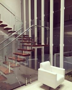 Escada by Harmônica Arquitetura!! #harmonicaarquitetura #design #escada #sustentabilidade #arquiteturasustentavel by harmonicaarquitetura http://ift.tt/1NWYmeP