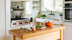 10 Things You Need to Know About Butcher Block | Butcher block has come a long way from the meat lockers of yore. Here's what you should know before using it in your kitchen remodel