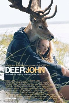 """Deer John"" | 15 Hilarious Photoshop Responses To Twitter's #1LetterWrongMovie"