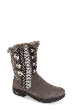 Alegria 'Nanook' Suede Boot (Women) available at #Nordstrom