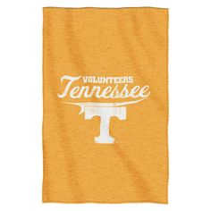 Tennessee Collegiate Sweatshirt Throw