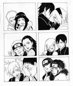 I love how Shino and Kiba are all awkward. The last bachelors in their class.