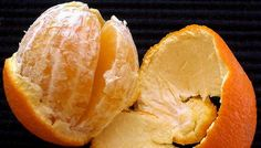 orange peels could be made into biodegradable plastic