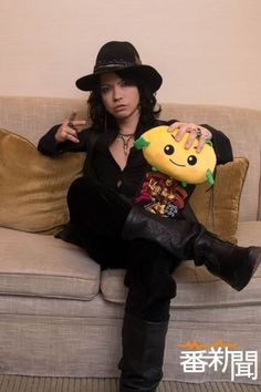 vamps-world:  [yam蕃薯藤] Interview with HYDE(VAMPS)http://magazine.n.yam.com/view/mkmnews.php/740496/1