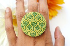 Fashionable Finger ring