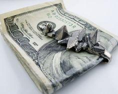 Money or Tie Clip