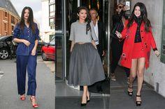 Selena Gomez Revival Promo Tour Outfits