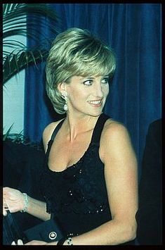 Princess Diana - all these years later, still a great hairstyle
