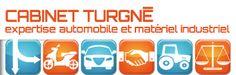 Création du site Internet du Cabinet Turgné, expert automobile, à Saintes, en Charente-Maritime