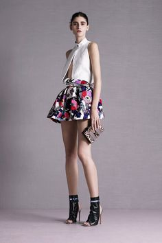 Mary Katrantzou | Resort 2015 Collection | Style.com