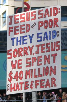 How does your church spend your money?  Prop 8?  Anti-abortion?  Political ads?  Do you even know?