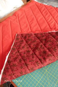 Anna Orduña - Mi Rincón de Patchwork: Tutorial: Acolchar líneas rectas Machine Quilting, Outdoor Blanket, Quilts, Furniture, Home Decor, Crochet, Projects, Scrappy Quilts, Farmhouse Rugs
