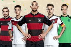 Germany Jerseys for World Cup Brazil 2014