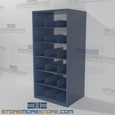 Architectural rolled plan drawing storage shelving 48 w x 36 d x steel shelving for organizing rolled posters prints architectural construction drawings in your office malvernweather Gallery