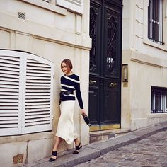 Midi skirt - Kristina Bazan